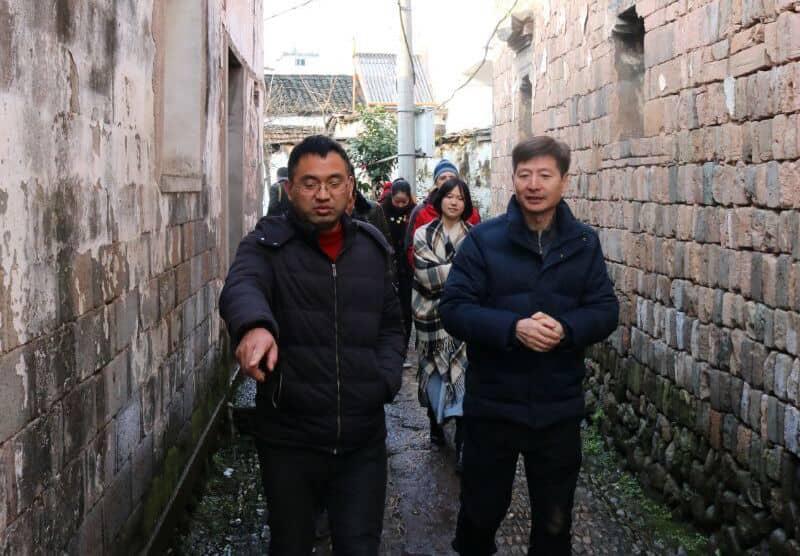 中国浙江省金华市武义县俞源村-Yuyuan, Wuyi county, Jinhua, Zhejiang, China