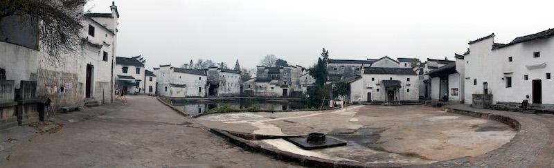 中国浙江省金华市兰溪诸葛八卦村-Zhuge Bagua village, Lanxi, Jinhua, Zhejiang, China